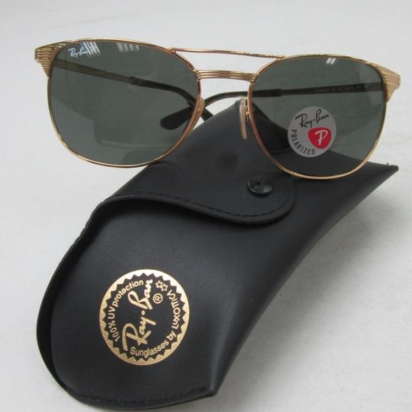 b6f7acb7e4 RayBan SIGNET RB 3429M Polarized Sunglasses OLN432